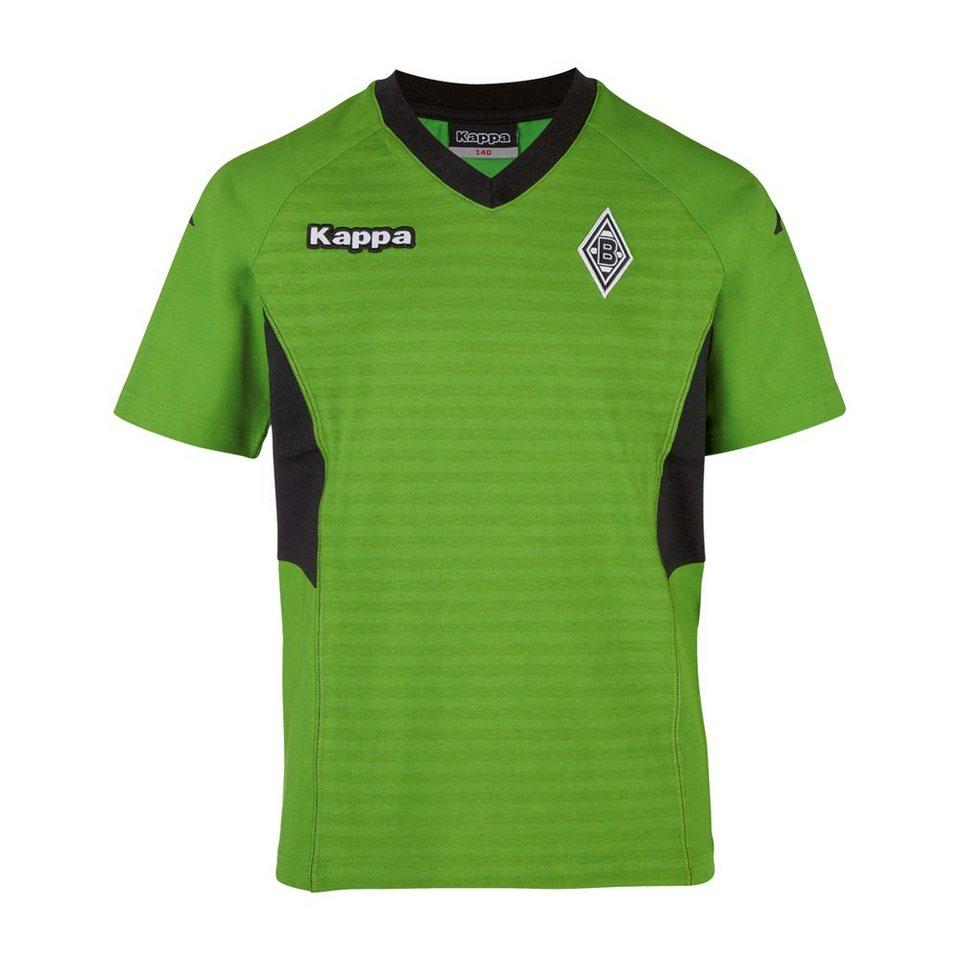 KAPPA T-Shirt Kinder »Borussia Mönchengladbach T-Shirt Kids 16-17« in classic green