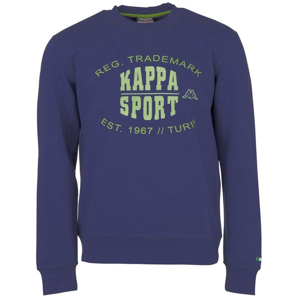 KAPPA Sweatshirt »ZAHUR« in marine
