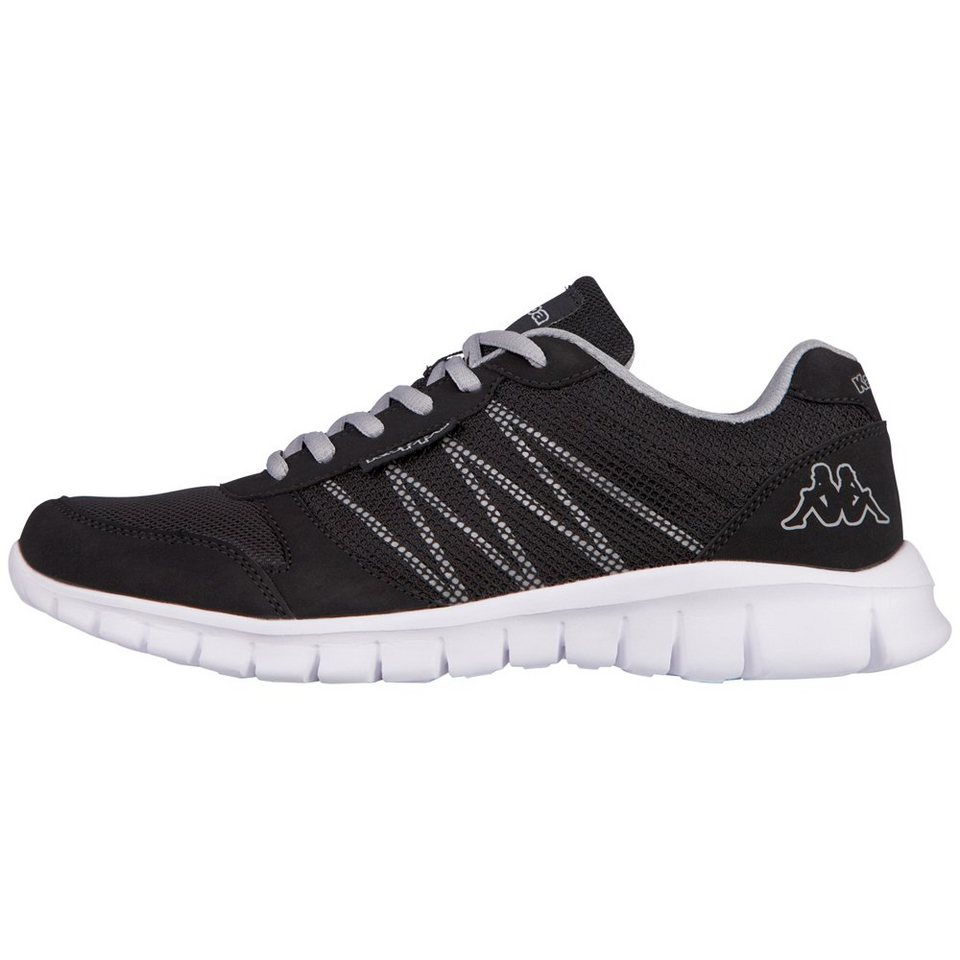 KAPPA Schuhe »STAY« in black/l`grey