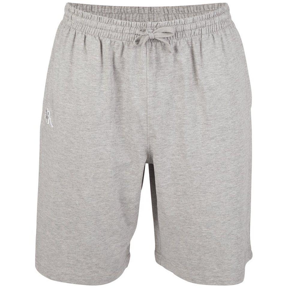 KAPPA Shorts »LINDAU« in grey melange