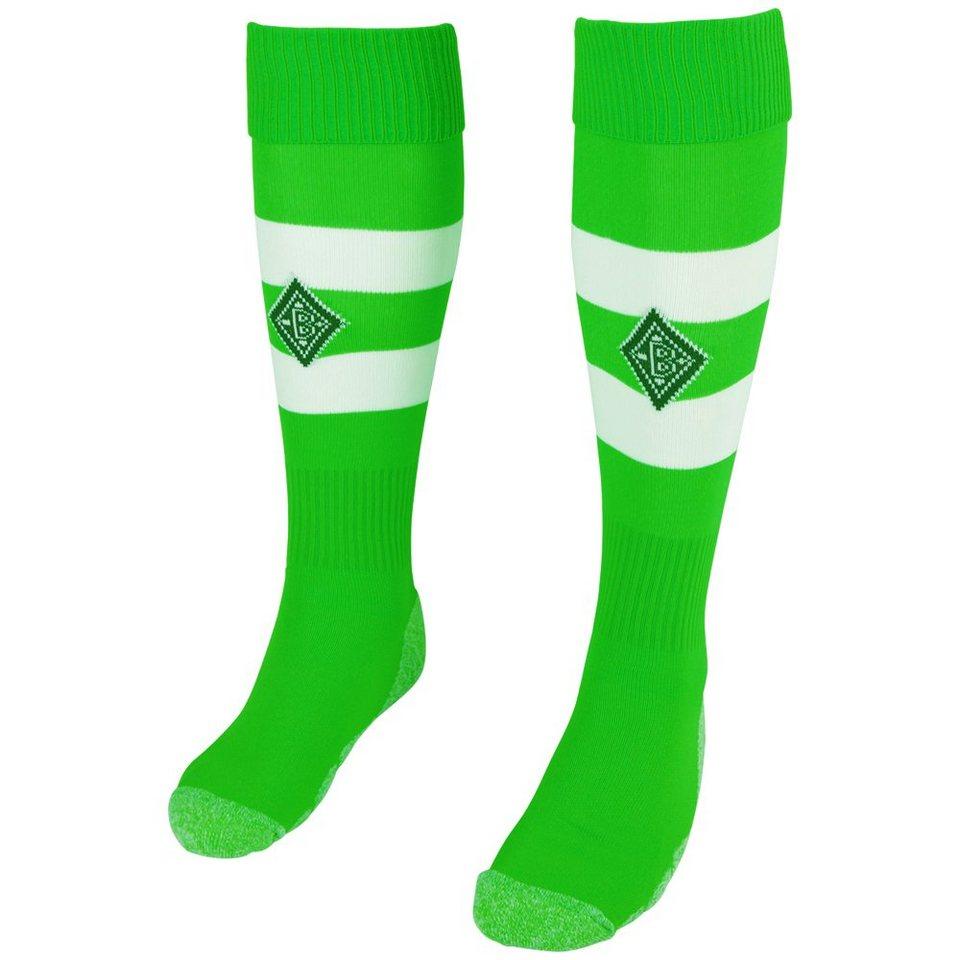 KAPPA Trikotstutzen »Borussia Mönchengladbach Auswärtstrikot-Stutzen « in classic green