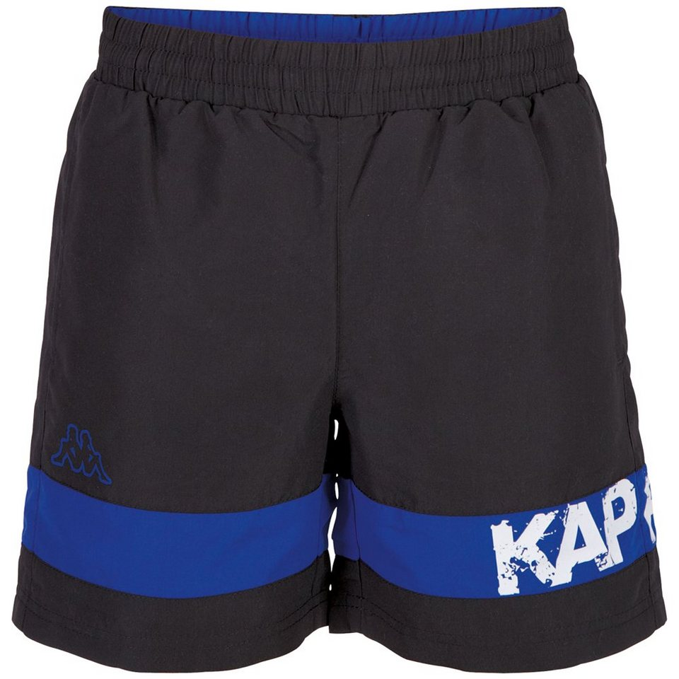 KAPPA Shorts »WASILLI KIDS« in black