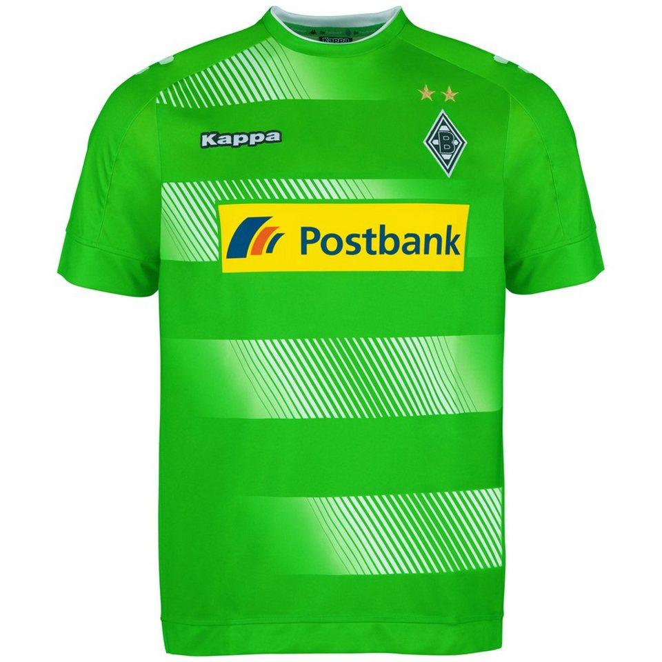 KAPPA Trikot »Borussia Mönchengladbach Auswärtstrikot 16-17« in classic green