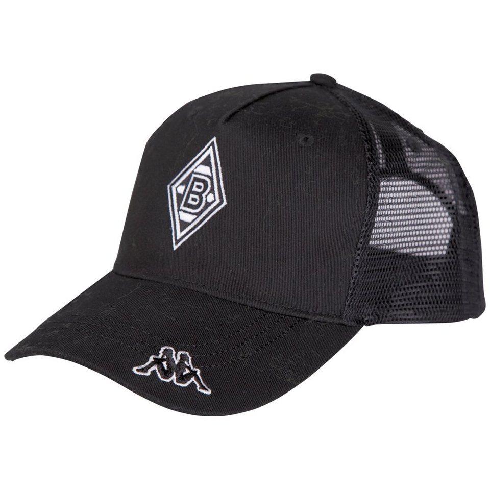 KAPPA Schirmmütze »Borussia Mönchengladbach Cap « in black