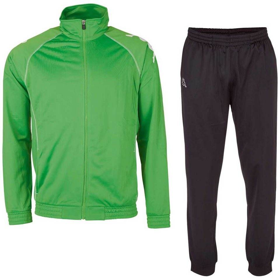 KAPPA Trainingsanzug »EPHRAIM KIDS« in classic green