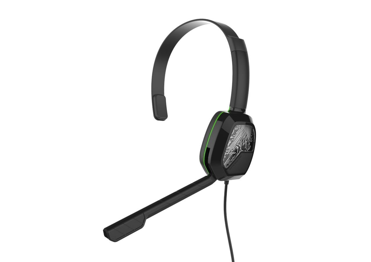 PDP XBOX One - Zubehör »Afterglow LVL 1 Chat Headset«