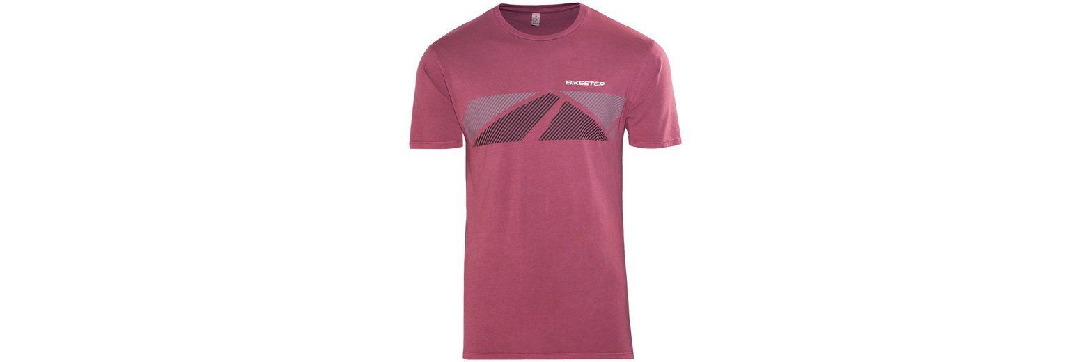 Bikester T-Shirt Logo Shirt Unisex Billig Vermarktbare Rabatt Bester Großhandel 0Ns0aM