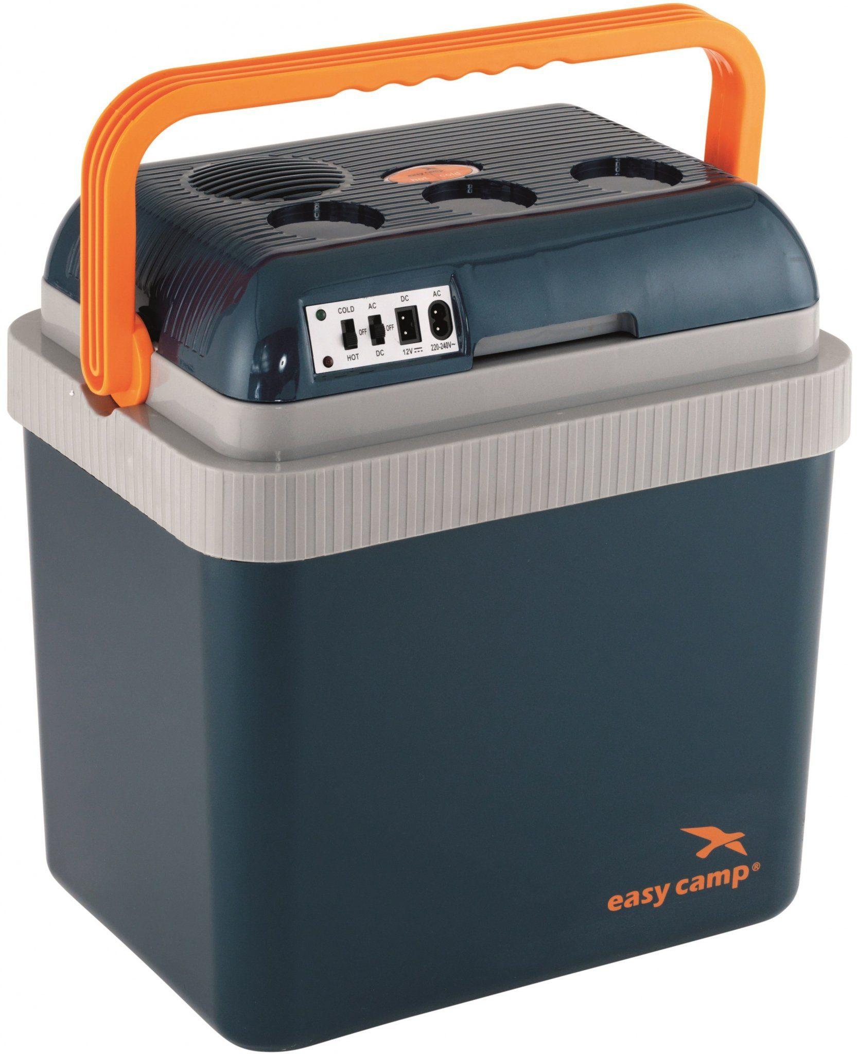 easy camp Campingkühlbox & -Tasche »Chilly Coolbox 12V/230V 24L«