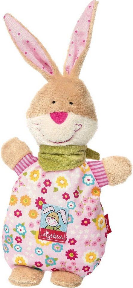 sigikid® Wärmekissen, »Bungee Bunny« in pink, rosa
