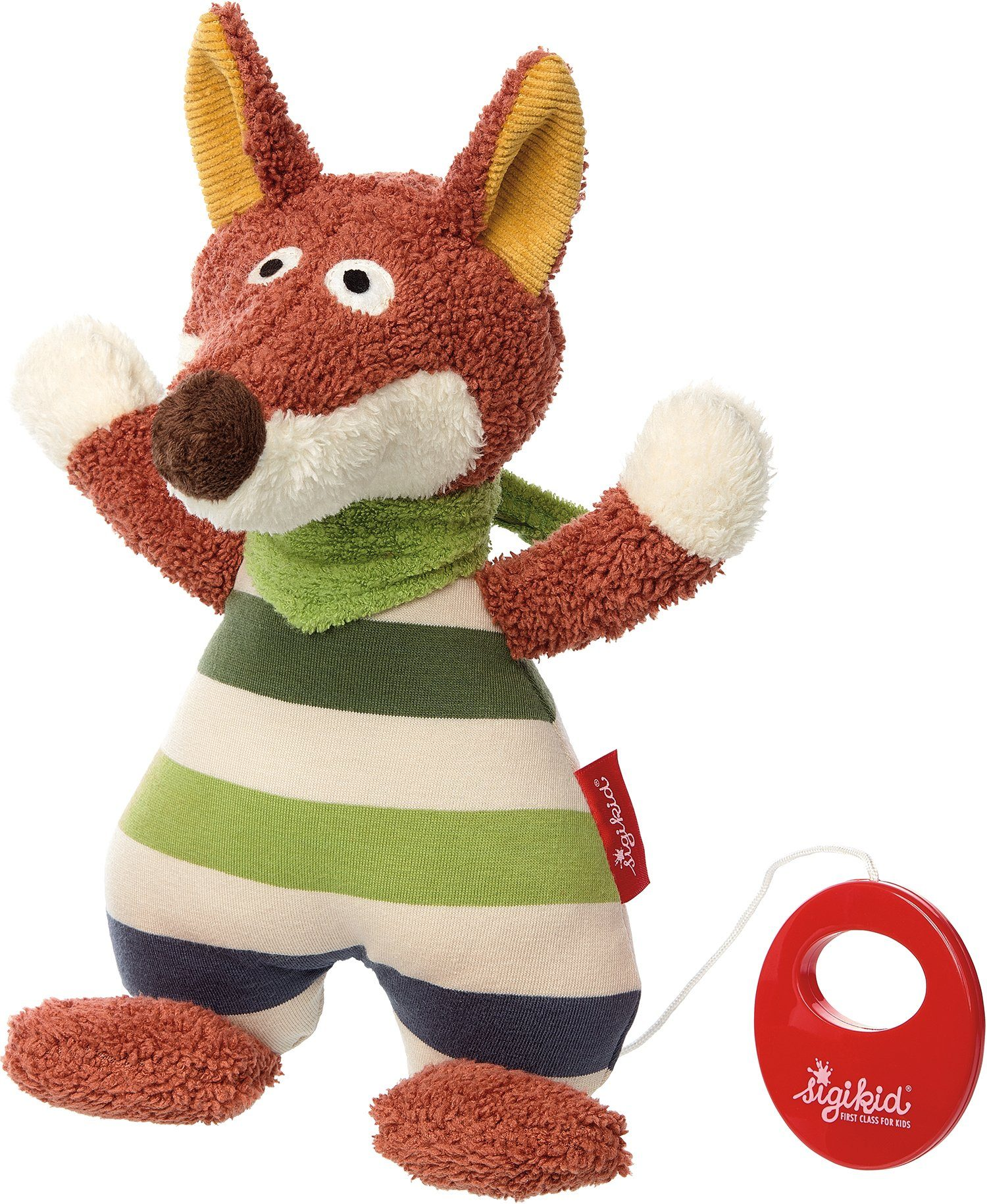 sigikid® Spieluhr, »Fudallo Fox, ca. 28 cm«