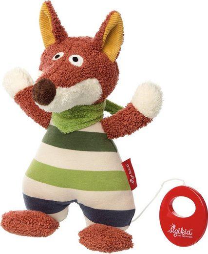 Sigikid Spieluhr »Fudallo Fox«, ca. 28 cm