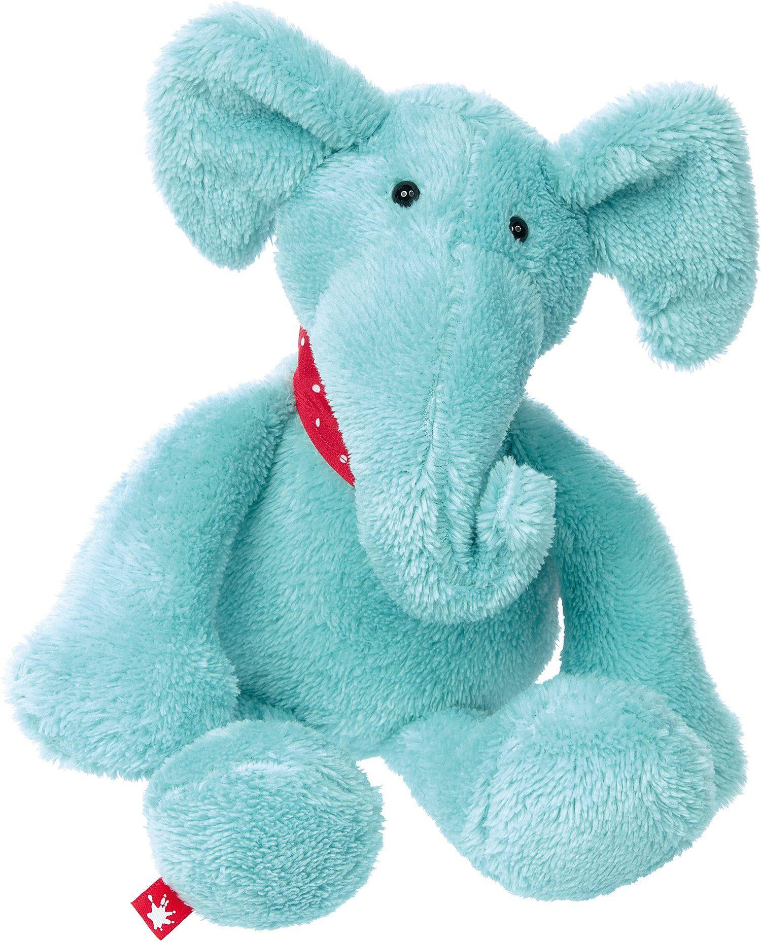 sigikid® Plüschtier, »Elefant klein Coloured Sweety, ca. 29 cm«