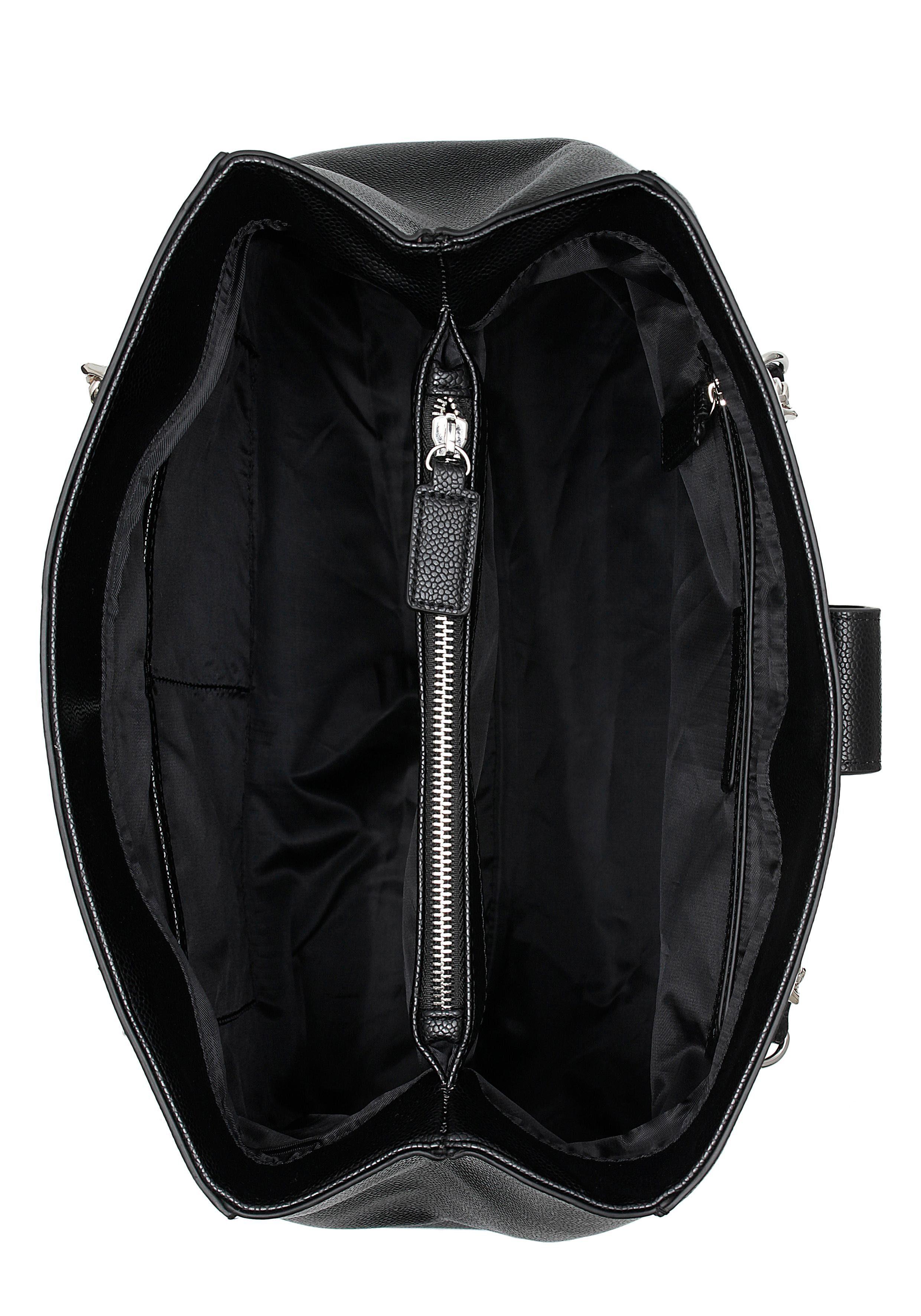 Im Ketteneinsatz Henkeltasche Tragehenkel Mit Valentino Modischen »divina« Handbags xpUXXqY