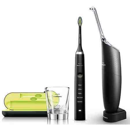 Elektrische Zahnbürsten sind ideal für die tägliche Mundhygiene geeignet.