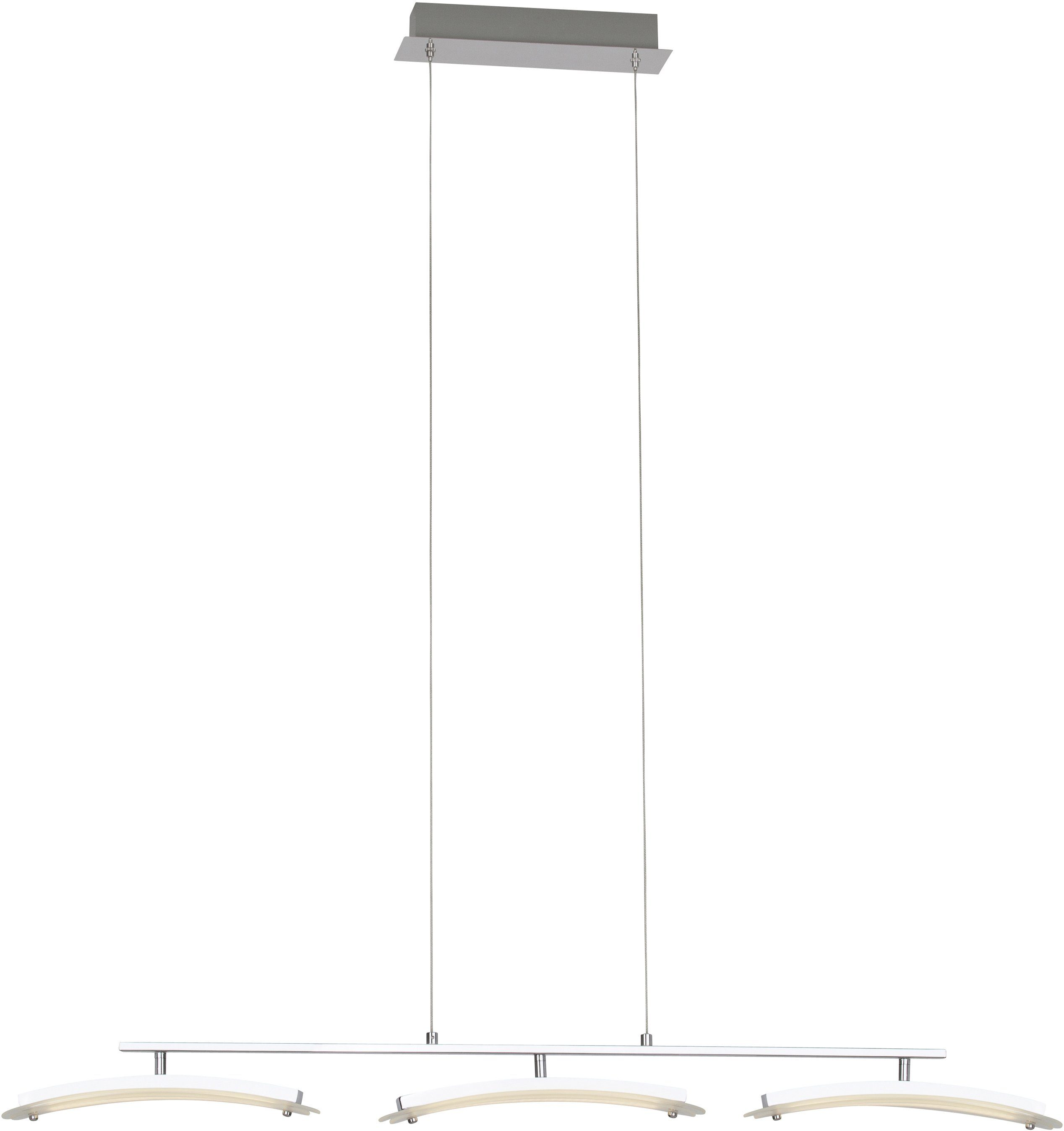 Brilliant Leuchten LED-Pendelleuchte, inkl. LED-Leuchtmittel, 5 flammig