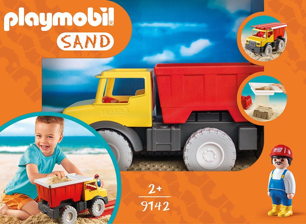 Playmobil® Muldenkipper (9142), »Sand«