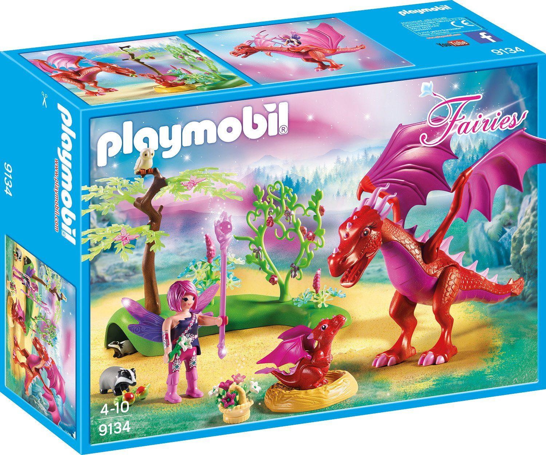 Playmobil® Drachenmama mit Baby (9134), »Fairies«