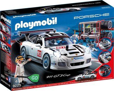 Playmobil® Konstruktionsspielsteine »Porsche 911 GT3 Cup (9225), Sports & Action«