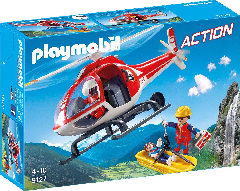 Playmobil® Bergretter-Helikopter (9127), »Action«