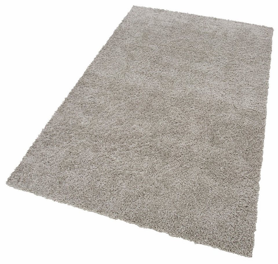 Teppich shaggy  Hochflor-Teppich, Home affaire Collection, »Shaggy 30«, Höhe 30 mm ...