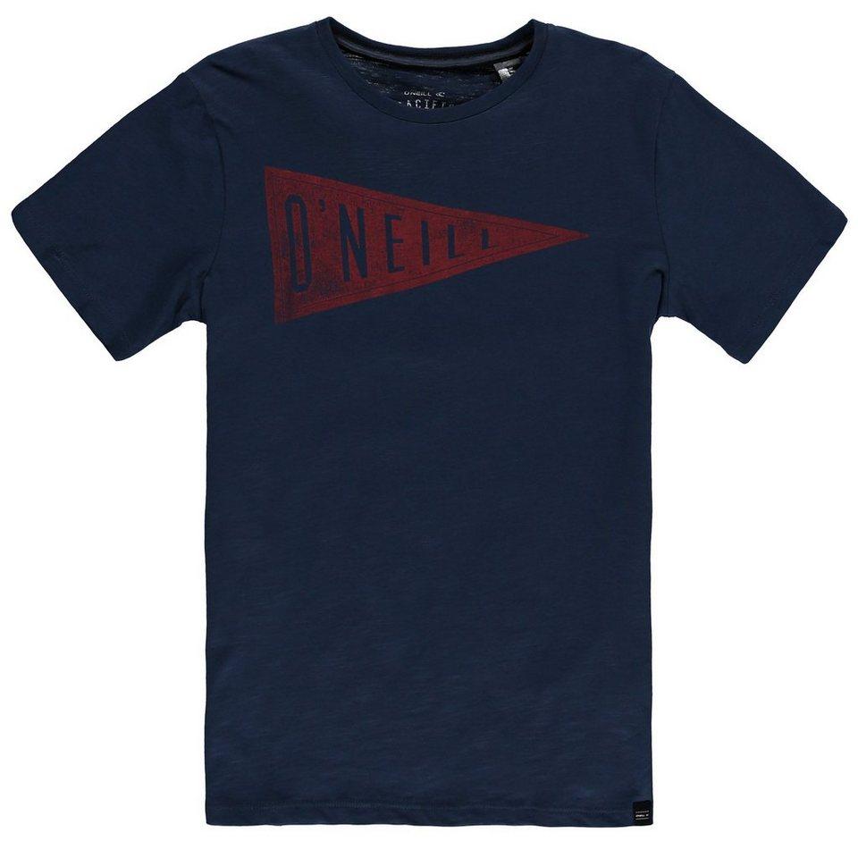 O'Neill T-Shirt kurzärmlig »Easy Going« in Dunkelblau