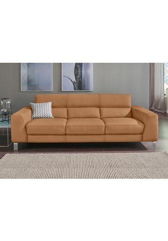 CALIA ITALIA Trivietė sofa »Simon«