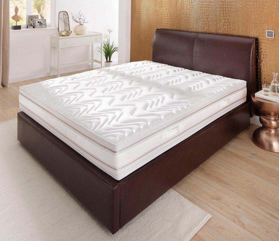 kaltschaummatratze medisan deluxe ks schlaf gut 25 cm hoch raumgewicht 35 1 tlg online. Black Bedroom Furniture Sets. Home Design Ideas