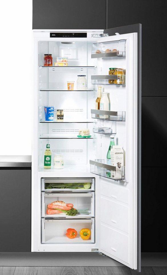 Aeg integrierbarer einbau kuhlschrank santo ske81826zc for Kühlschrank aeg