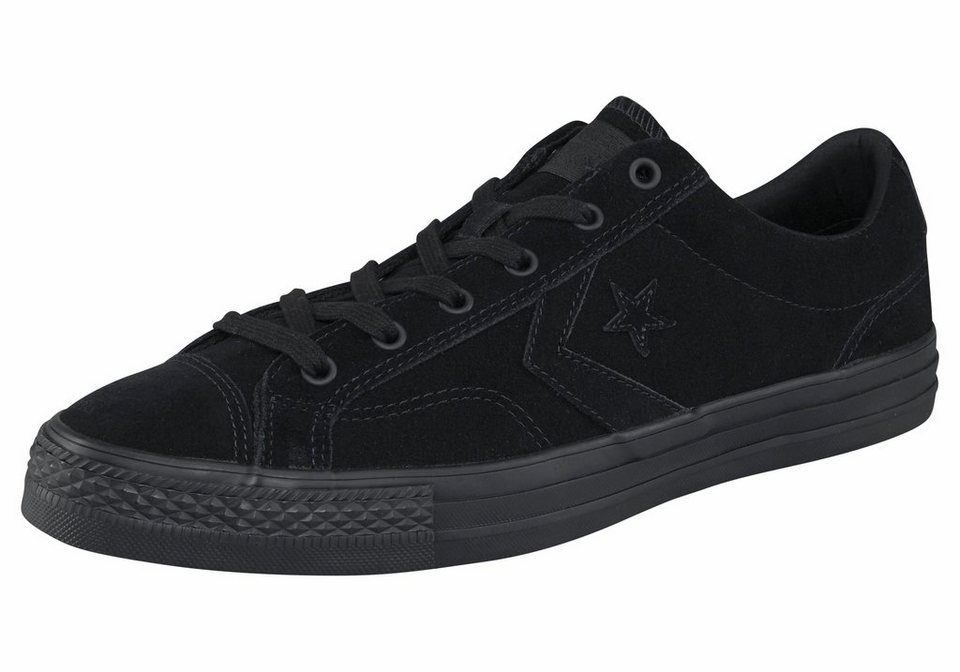 Converse »Star Player Ox« Sneaker in schwarz