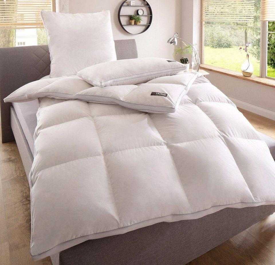bettdeckenset climacontrol 90 my home selection normal 90 daunen 10 federn online. Black Bedroom Furniture Sets. Home Design Ideas