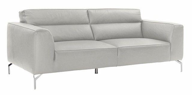 CALIA ITALIA 3-Sitzer »Soho«| in zwei Lederqualitäten | Wohnzimmer > Sofas & Couches > 2 & 3 Sitzer Sofas | CALIA ITALIA
