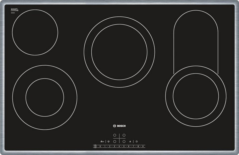 bosch elektro kochfeld serie 6 pkc845f17 kaufen otto. Black Bedroom Furniture Sets. Home Design Ideas