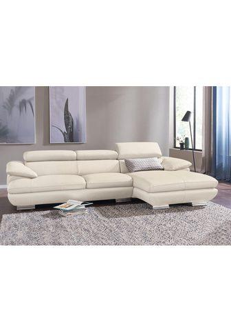 CALIA ITALIA Kampinė sofa »Magic«