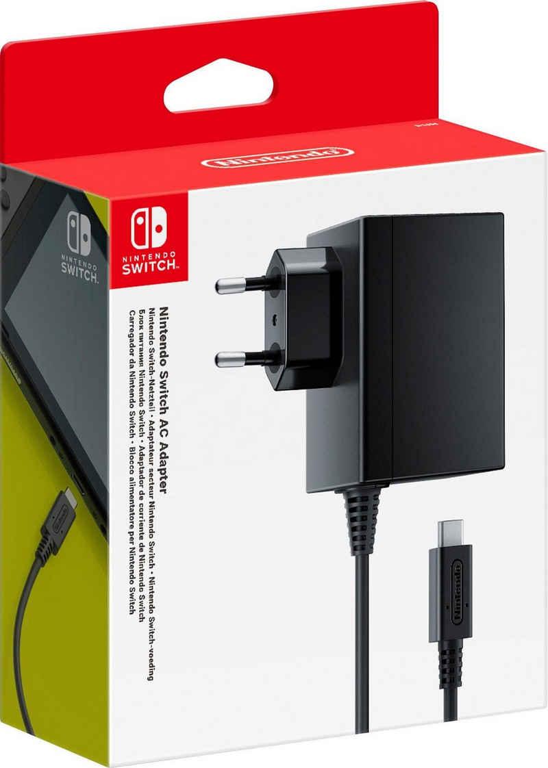 Nintendo Switch »Netzteil« Netzkabel, Typ F (Schuko), USB-C