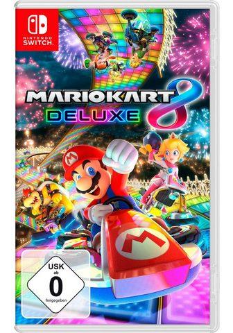 NINTENDO SWITCH Mario Kart 8 Deluxe Nintendo Šakotuvas...