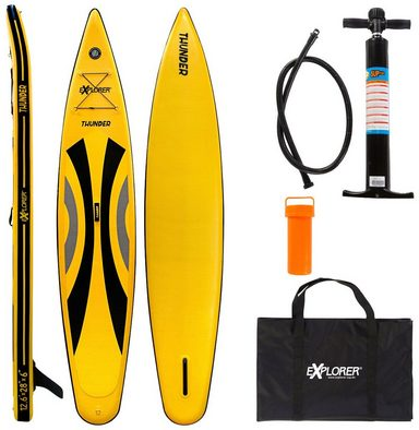 explorer stand up paddle sup board thunder bxl 71 x 380 cm online kaufen otto. Black Bedroom Furniture Sets. Home Design Ideas
