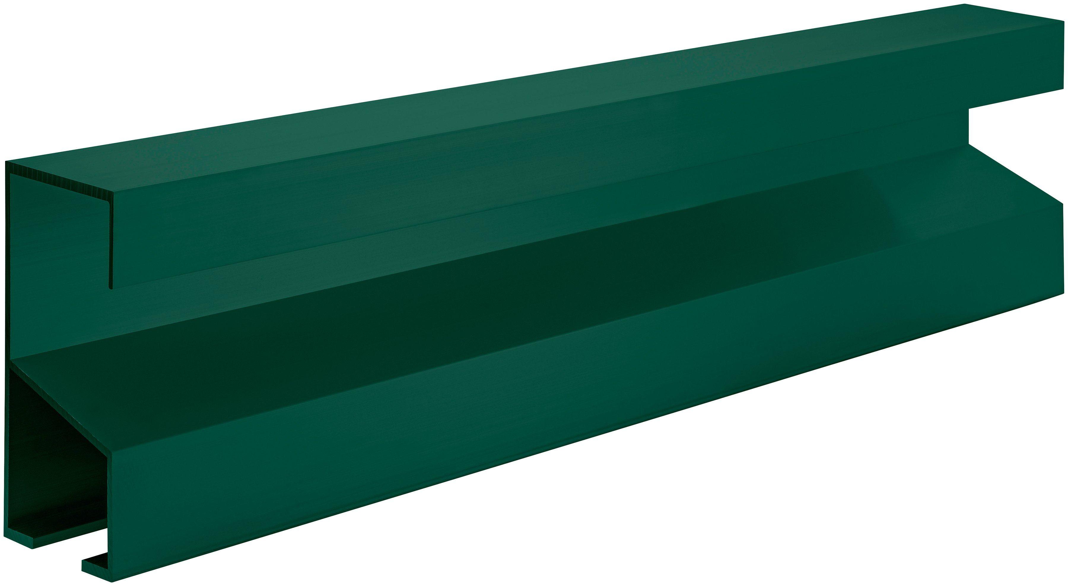 Beckmann Fundamentrahmen, BxT: 256x196 cm, grün