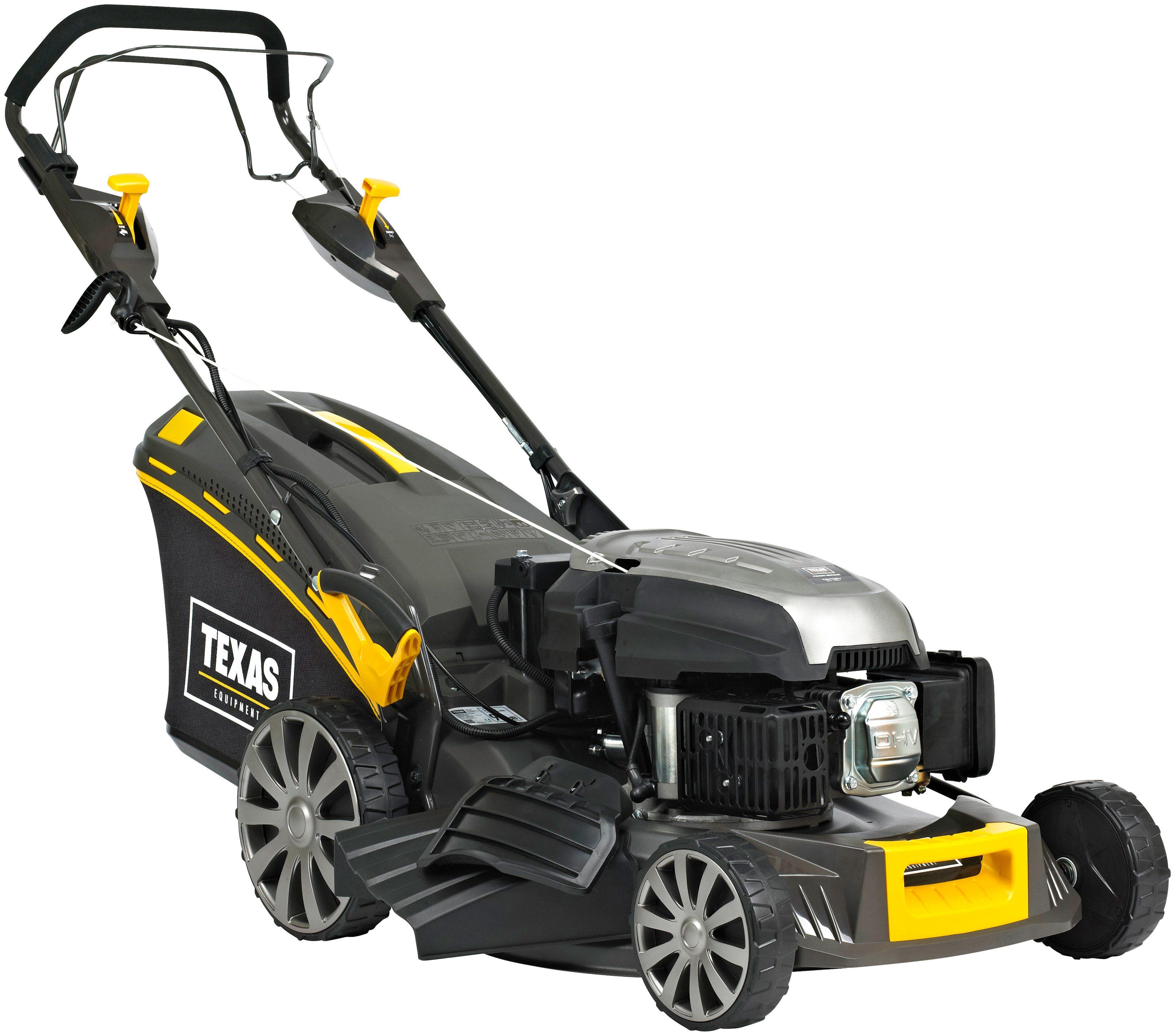 TEXAS Benzin-Rasenmäher »Premium 4850TR/WE«, 48 cm Schnittbreite
