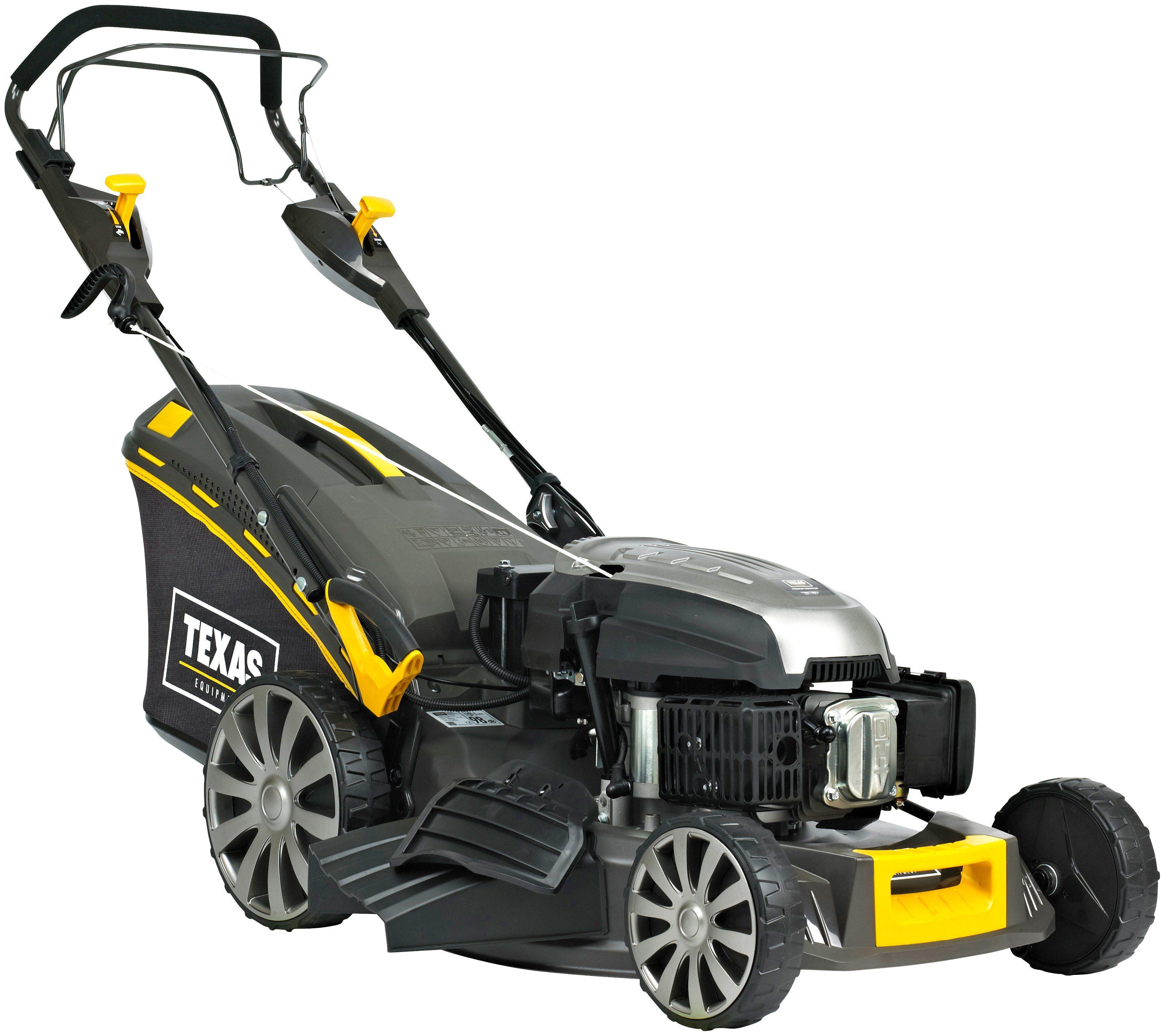 TEXAS Benzin-Rasenmäher »Premium 5350TR/WE«, 53 cm Schnittbreite