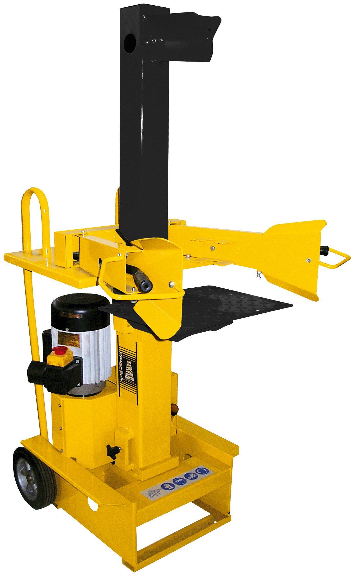 TEXAS Elektro-Holzspalter »Power Split 601V«, Spaltgutlänge: bis 105 cm