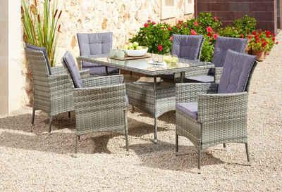 Gartenmöbel Set Aus Polyrattan Rattan Online Kaufen Otto