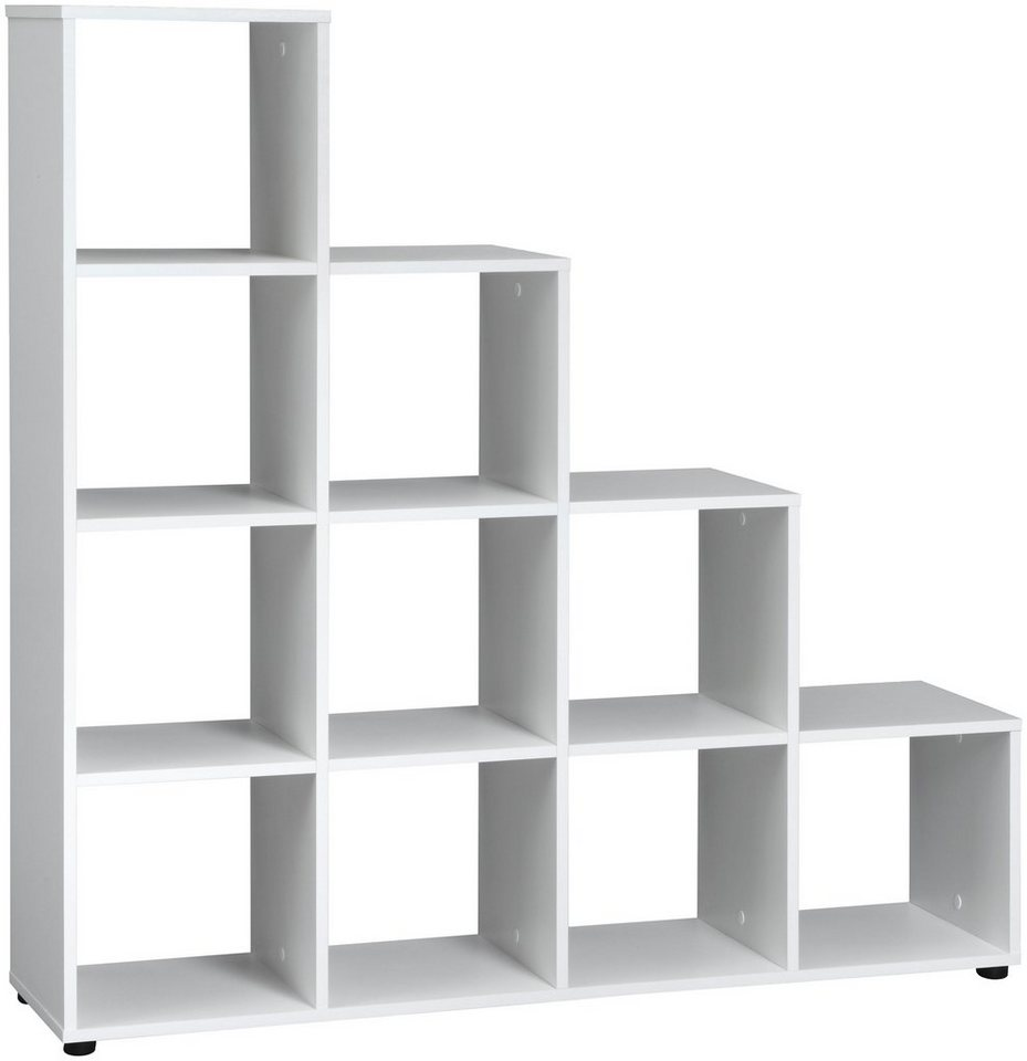 kesper raumteiler regal 4 stufen online kaufen otto. Black Bedroom Furniture Sets. Home Design Ideas