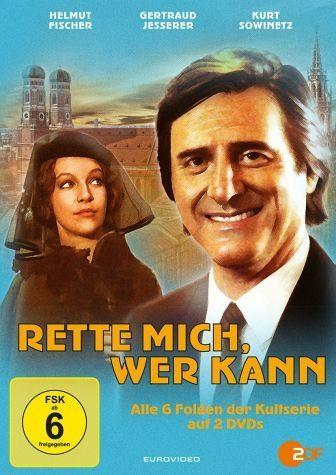DVD »Rette mich, wer kann (2 Discs)«