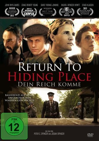 DVD »Return to Hiding Place - Dein Reich komme«