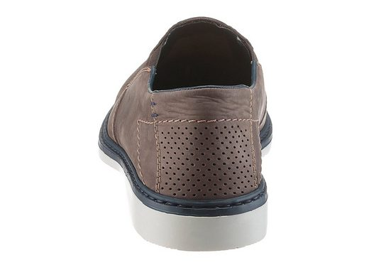 Rieker Slipper, With Perforation