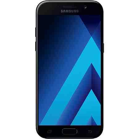 Samsung Galaxy A5 (2017) Smartphone, 13,22 cm (5,2 Zoll) Display, LTE (4G)