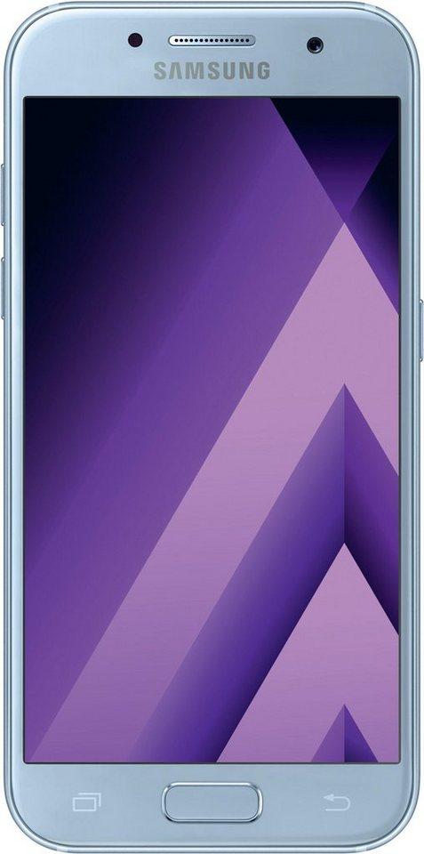 samsung galaxy a3 2017 smartphone 12 cm 4 7 zoll 16 gb. Black Bedroom Furniture Sets. Home Design Ideas