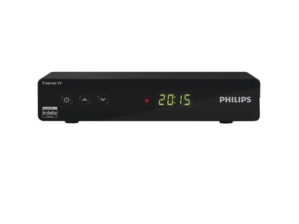 Philips DVB-T2 Receiver inkl. IRDETO »DTR 3442«