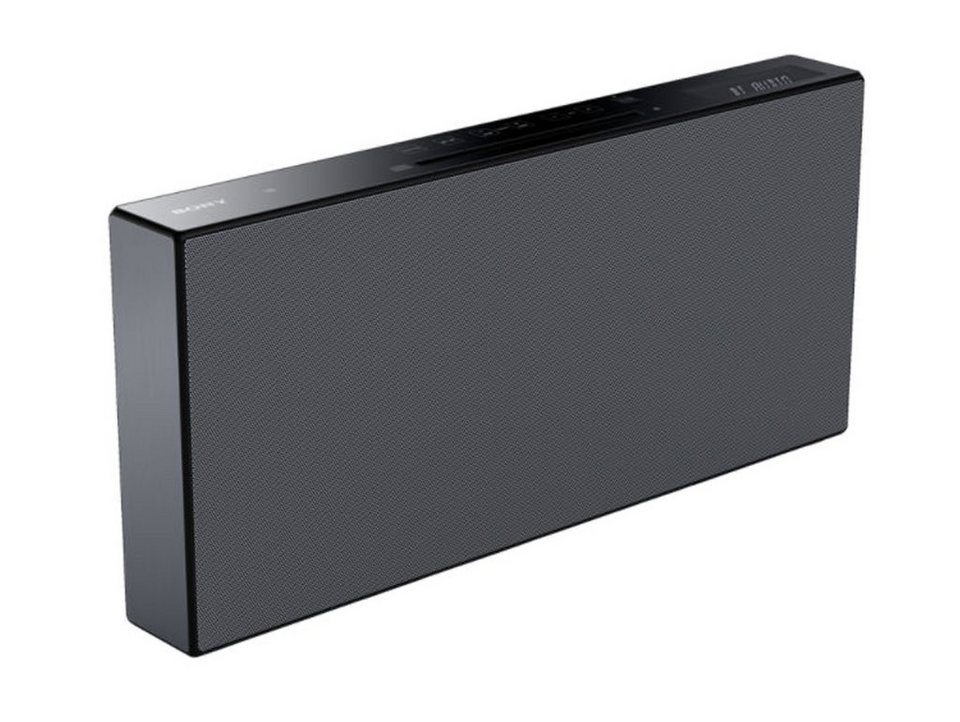 Sony Micro-HiFi System mit DAB+, CD-Player, Bluetooth & USB »CMT-X5CDB« in schwarz
