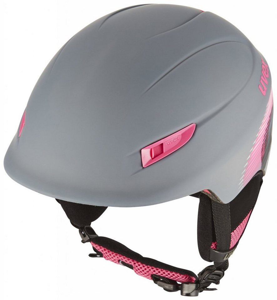 UVEX Ski - / Snowboardhelm »gamma WL Helmet Women« in grau